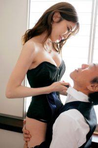 259LUXU-795 春野咲 36歳 ペットショップ経営 超氣質!!有「人間國寶」稱號的日本素人那對大眼瞬間讓人戀愛!!