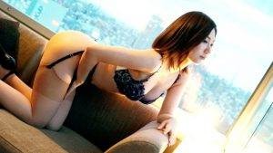 259LUXU-957 乾春香 34歳 百貨店勤務 人妻肉感曲線讓人受不了…網:好想被她摸遍全身