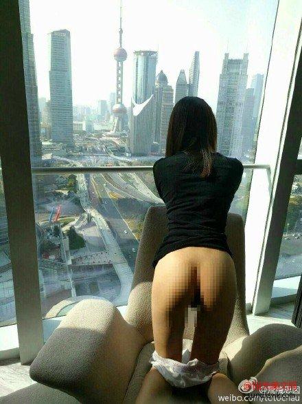 陸家嘴29秒男女直播性愛色情視頻 上海四季酒店啪啪啪